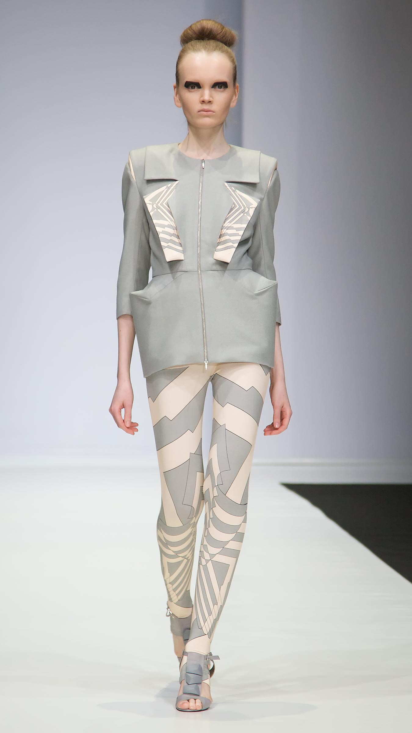 Clare Lopeman AW 2010-11, look 16